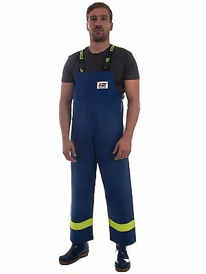 Stormline Fishing Oilskins, Construction/Commercial/Farming Bib and Brace 669