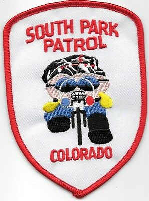 South Park Police Dept Bike Squad Kenny Colorado