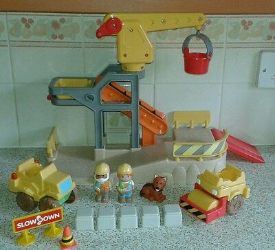 make or buy happyland construction by Build and explore all of the differnt numbers and pictures on these fantastic  buy  early learning centre happyland london bus & characters online at johnlewis com  oakland- mega bloks cat construction, .