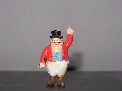 Ringmaster Disneykin 1960s  Marx from Dumbo Collection.  No Whip