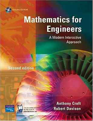 Mathematics for Engineers: A Modern Interactive Approach, Acceptable Condition B