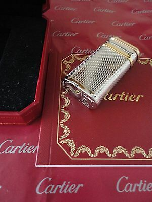 Cartier Lighter Trinity,new The Most Exclusive Collection  Bnib, Ultra Rare ****