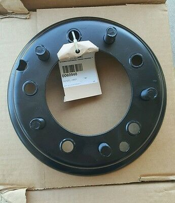 Hyster Forklift  Wheel Assembly 0060948  5 Lug New