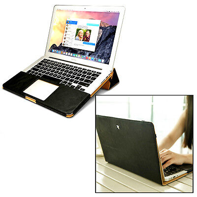 """Cover Sleeve Hard Protection Case for MacBook 12"""" Retina Leather /R35"""