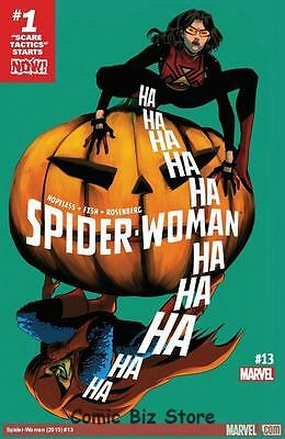 Spider-Woman #13 (2016) 1St Printing  Bagged & Boarded