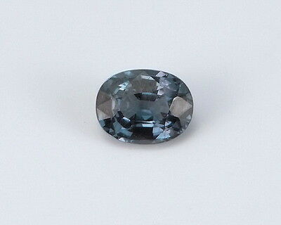 blauer Granat  0,69 ct   blue Garnet  colorchange deep purple Madagaskar koxgems