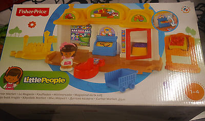 Little People Le magasin FISHER PRICE