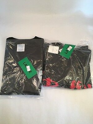 2 Buffy the Vampire Slayer and Angel T-Shirts - Never Worn or Washed - Size L