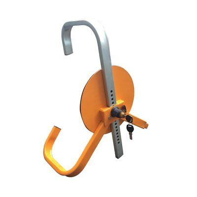 Car Vehicle Wheel Clamp Lock with Protective Disc Safety Security