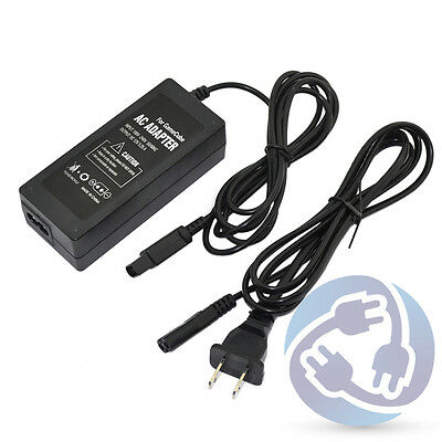 Replacement AC Wall Power Supply Charger Adapter Cord for Nintendo Gamecube NGC