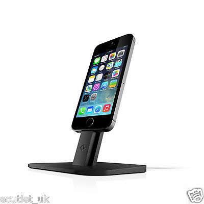Twelve South HiRise Adjustable Desktop Dock Stand For iPhone SE/5s/6/6s/7 Plus