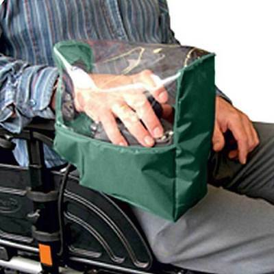 ELECTRIC WHEELCHAIR CONTROL PANEL COVER - Waterproof protection for control box.