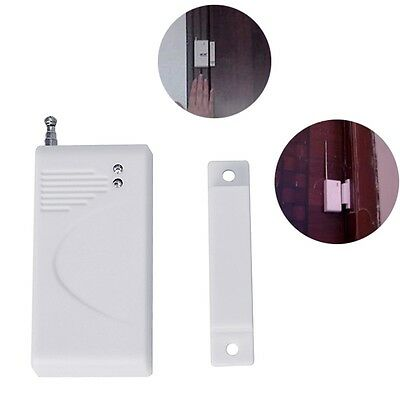 433MHZ Wireless Door Window Magnetic Sensor Detector Alarm Home Security System