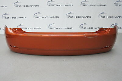 Genuine Ford Fiesta Mk6 2002-05 Rear Bumper