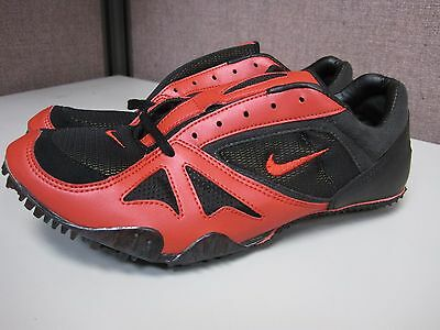 NEW Nike Zoom Shift Sprint Mens Track and Field Spikes Size 9 107039-661 J74