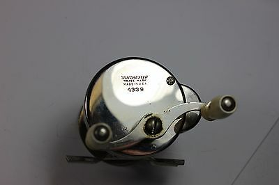 WINCHESTER Fishing Reel #4339 - Very Nice Condition from S. Michigan estate
