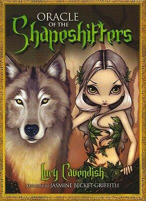 Oracle of the Shapeshifters: Mystic Familiars for Times of Transformation and Ch