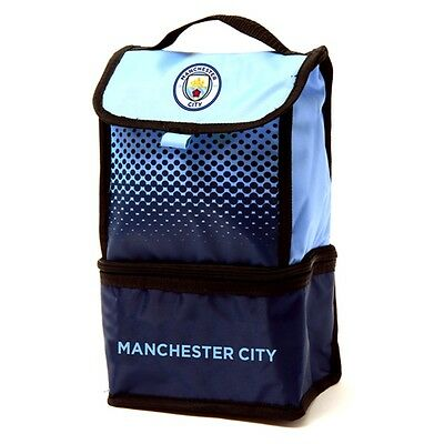 Manchester City Fade Lunch Bag