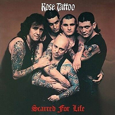 Rose Tattoo - Scarred for Life [New CD] Germany - Import