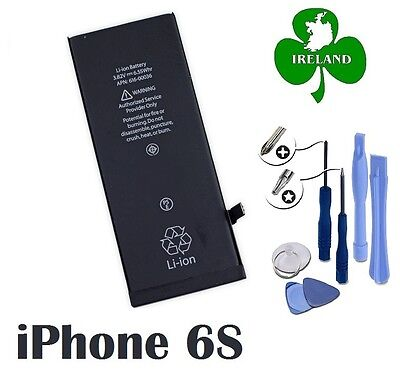 For iPhone 6S New Genuine Internal Battery Replacement 1715mAh With Free Tools