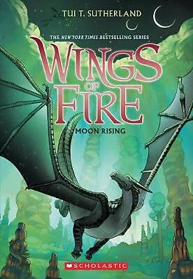 Wings of Fire #6: Moon Rising by Tui T. Sutherland (English) Paperback Book Free