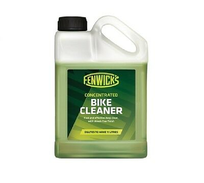 1 x FENWICKS FS1 CONCENTRATE BIKE CYCLE BICYCLE CLEANER CHAIN DEGREASER 1 Litre