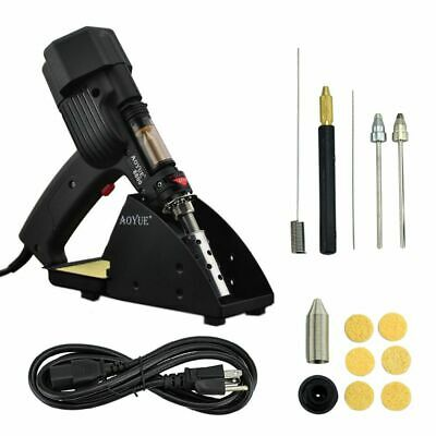 Aoyue 8800 Self Contained Desoldering Gun with Internal Vacuum Pump and Carrying