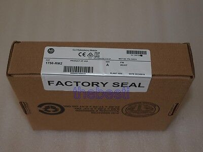 1 PC New In Box AB Allen-Bradley 1756-RM2 1756RM2 CLX Redundancy Module