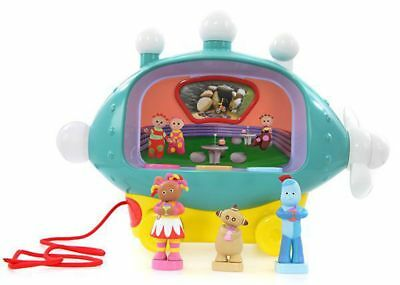 Pinky Ponk Musical Activity - In The Night Garden Free Shipping!