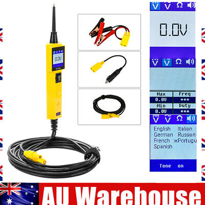 AUTOOL BT260 Power Scan CAR Super Probe Electrical System Circuit Tester Kit AU