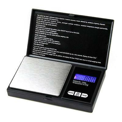 2017 MINI Digital Pocket Electronic Weighing Weight Scale 0.01g to 100Gram