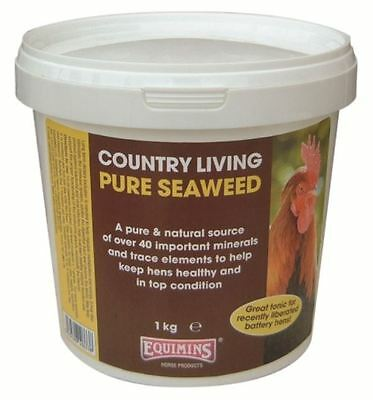 Equimins - Country Living Poultry Pure Seaweed x 1 Kg
