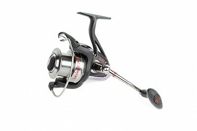Nash H-Gun Bp-6 Dwarf Big Pit Quick Drag Fishing Reel  T2003