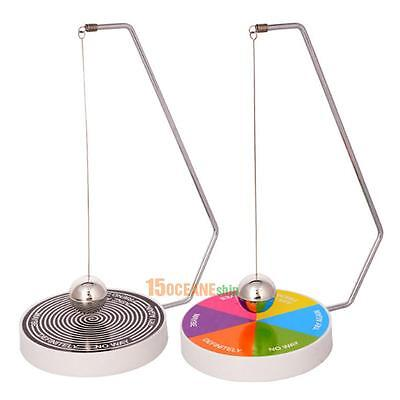 NEW Creative Decision Maker Pendulum Dynamic Desk Toy Gift Decoration