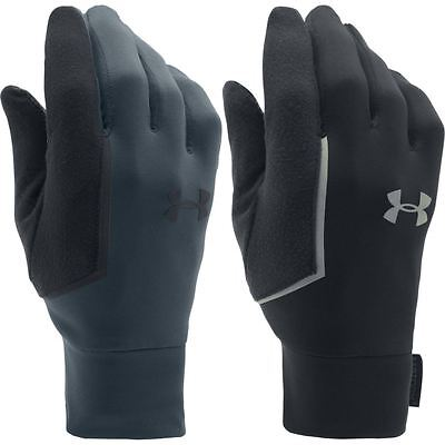 Under Armour 2016 NoBreaks Armour® Liner Mens Sports Training/Winter Gloves-PAIR
