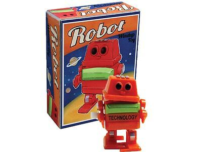 House of Marbles Wind Up Robot Toy