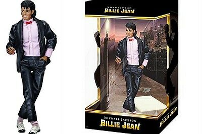 "Michael Jackson Billie Jean Limited Edition 10"" Posable Collectable Figure"