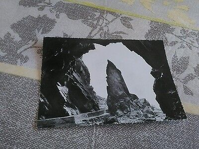 carte postale ANGLETERRE THE NEEDLE ROCK PleMEONT JERSEY