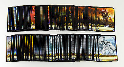 World of Warcraft WoW TCG Token Lot Over (150) with 14 Different * Misha Ringo