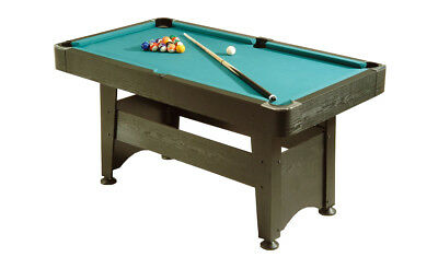 """Pool table / Billiard Table """"Chicago"""" with Accessories, new"""