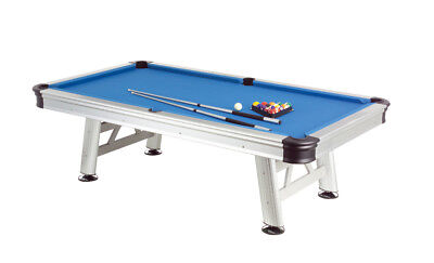 """Pool table Billiard Table """"Outdoor"""" + Accessories, new"""