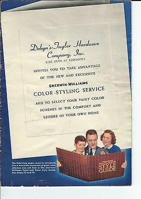 ME-004 - Dobyns Taylor Hardware, Kingsport, TN Sherwin Williams Paint Ideas 1941