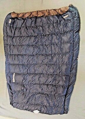 Therm-a-Rest Vela HD Double Quilt: 35-45 Degree Down