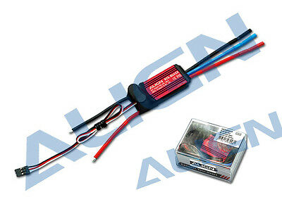 ALIGN T-Rex 450 RCE-BL45X Brushless ESC (Governer Mode) Speed Control HES45X01