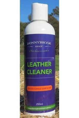 NEW  Leather Cleaner