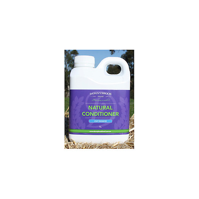 NEW  Natural Horse Conditioner with Aloe Vera for Sensitive Skin - Free Shipping