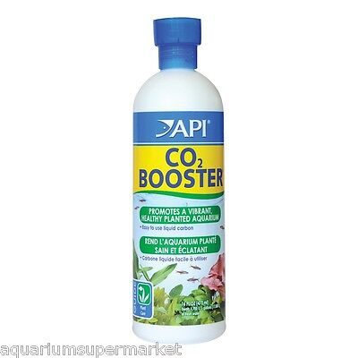 API CO2 booster 473ml - New Product - Aussie Seller