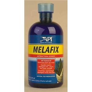 Melafix 237ml - Antibacterial remedy for fish - Aussie Seller