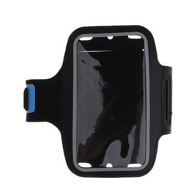 Sports Running Jogging Gym Armband Band Case Holder for iPhone 6 Plus Black