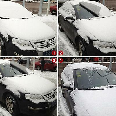 Magnetic Car Wind Screen Cover Frost Ice Shield Snow Dust Sun Shade Protection